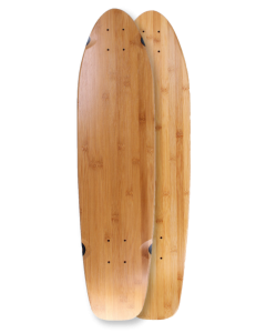 "32"" X 8"" BAMBOO MINI KICKTAIL BLANK DECK (#B32)"