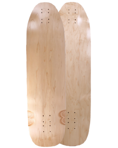 "36"" X 9.5"" DOWNHILL KICKTAIL CANADIAN MAPLE (#CMDH36)"