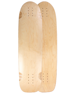 Drop down longboard slant