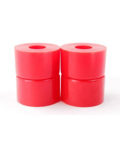 Bushings (Double Barrel) Red