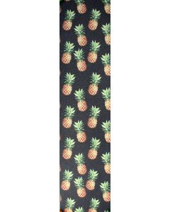 "42"" x 10"" Longboard Griptape Sheet  (Sweet Pineapples)"