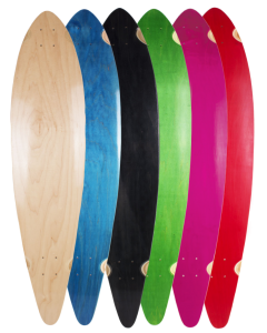 "40"" X 9.25"" PINTAIL BLANK DECKS (#P40)"